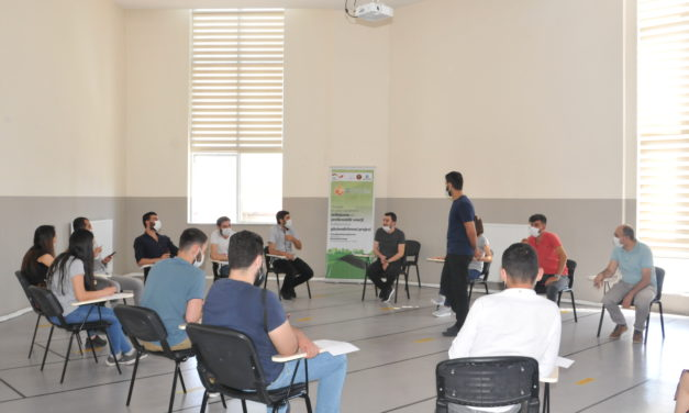 COVID 19: Even in difficult times – 7th solar training commenced in Gaziantep